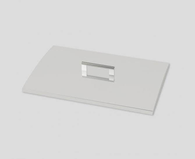 Schutzdeckel Plancha - 2 Brenner