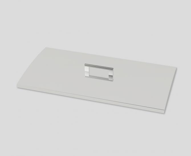 Schutzdeckel Plancha - 3 Brenner