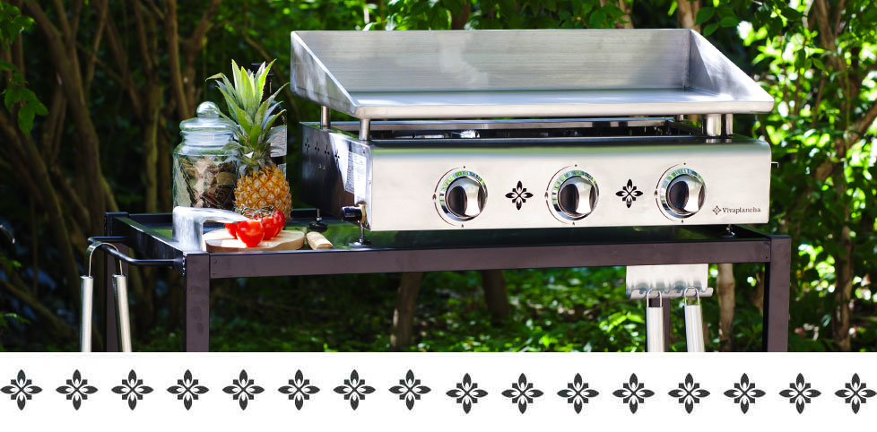 Plancha grills - Vivaplancha